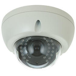 Vandal Proof Dome CCTV Camera, Usage: Indoor Use, Outdoor Use