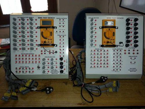 ECU Tester, For Industrial, Tekson Electronics   ID: 4477357348