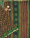 Bagru Hand Block Printed Kota Dorian Saree