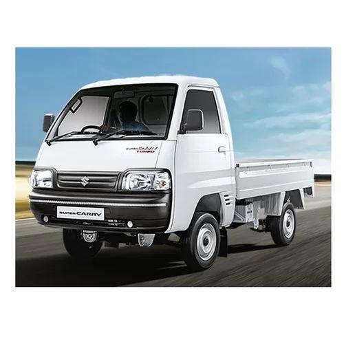 Commercial Vehicles Maruti Suzuki Super Carry Sel Mini Truck Manufacturer From New Delhi
