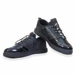 Men Running Shoes Black Mens Sport Shoes, Size: 6-10
