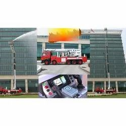 Hydraulic Fire Fighting & Rescue Platforms