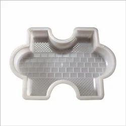 White Plastic Moulds