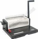 Semi Automatic Comb Binding Machine S9026a, Capacity: 500 Sheet