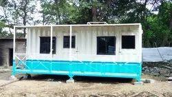 Mild Steel Modular Cabin