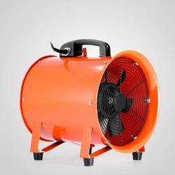 Marine Portable Blower Ventilator & Flexible Duct