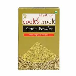 Cook's Nook Fresh Fennel Powder, Packaging Size: 100 g