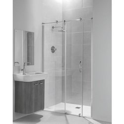 Glass Shower Sliding System