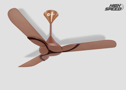 Pearl And Brown And Metal Orient Cristo Fan