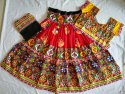 Double Layered Navratri Special Designer Lehenga Choli