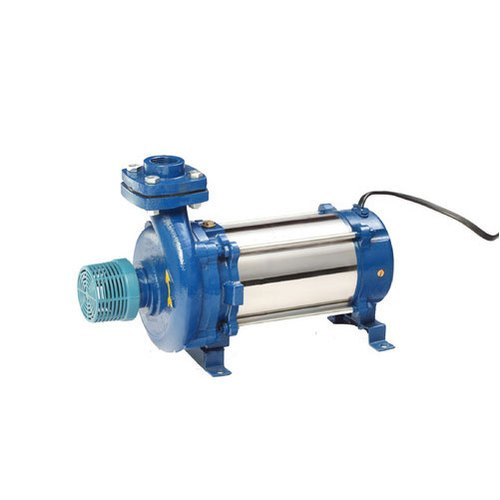 Single Phase 15 to 50 m Open Well Submersible Pump, 1 - 3 HP, Maximum Discharge Flow: 100 - 500 LPM