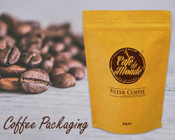 Digital Printed Coffee Bags