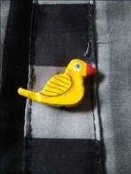 Ladies Suit Fancy Button
