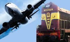 Flight And Train Tour Package Service
