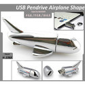 Airoplane Shape USB Pendrive H-1088