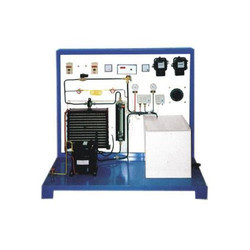 Vapor Compression Refrigeration Test Rig