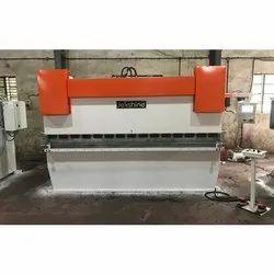 NC Hydraulic Press Brake Machine, Automation Grade: Semi-Automatic