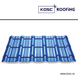 Tile Profile (Colour Coated Roofing Sheets)