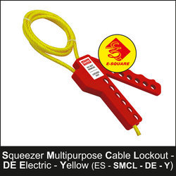 Squeezer Multi Purpose Cable Lockout - De Electric
