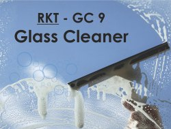RKT GC 9 - Glass Cleaner
