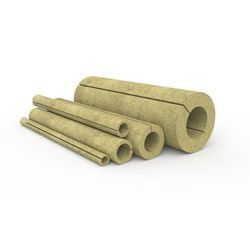 Mineral Wool Preformed Pipe Sections
