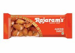 Rectangular Rajaram's Almond Bar