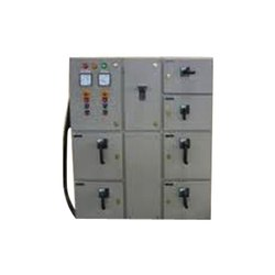Three Phase Mild Steel Motor Starter Electrical Panel Board