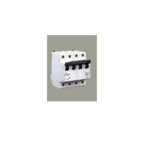 Gourav 1506 6A-32A Four Pole Switch Gears, Switch Gears Mcb Upto 240 ...