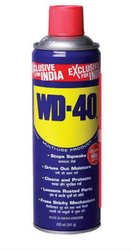 WD-40 Rust Removing Spray