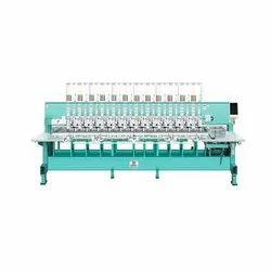 Hybrid Tape Embroidery Machine