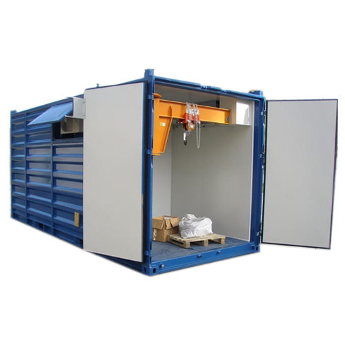 Mobile Workshop Container Manufacturer From Coimbatore