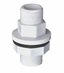 UPVC Tank Nipple, Structure Pipe, Hydraulic Pipe