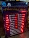 Bank Interest Rate Display