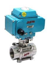 Motorize Ball Valves