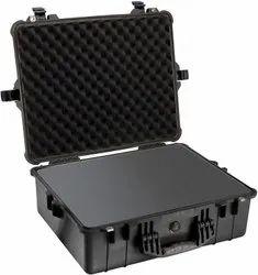 Pelican 1600 Case With Foam (Black)