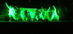 Stage Show Dance