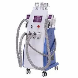 Hot And Cold Cryolipolysis Machine