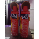 Portable Fire Extinguisher Spray