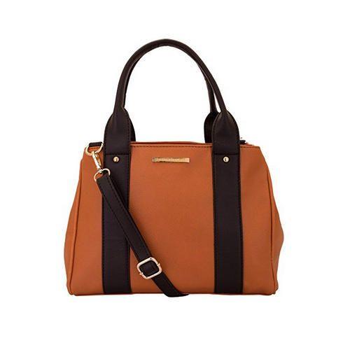 1e8407a64 Casual Wear Lapis O Lupo Urben Women Handbag Tan
