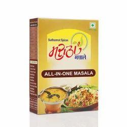 Maratha Dried Masala, Packaging: 100 g