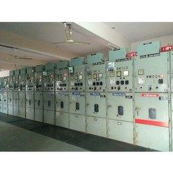 Electrical Control Panel Installation Services, for Commercial