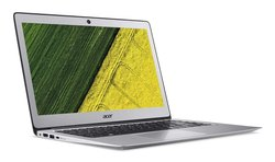 Intel core i5 Silver Acer Swift Sf314-51 Laptop, 4GB DDR4, Screen Size: 14 Inch
