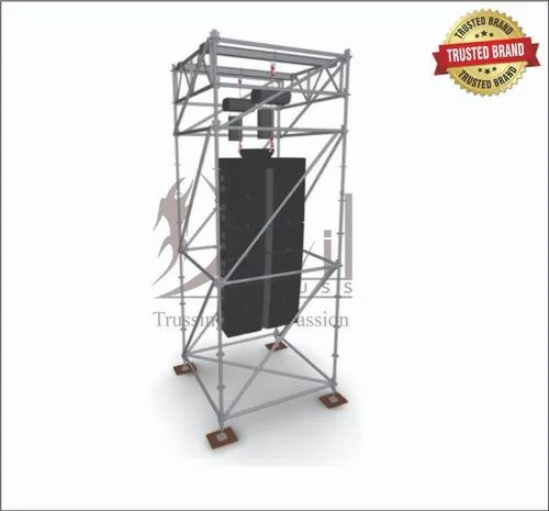 Line Array Scaffold (Devil Truss)