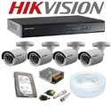 CCTV Cameras, Networking Devices