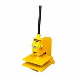 Manual Sole Cutting Press
