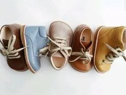Men Children Leather Shoes
