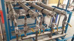 Membrane Based ZLD Plant