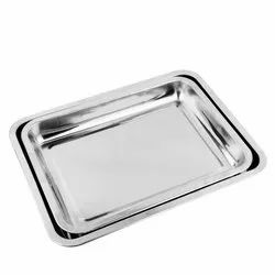 Stainless Steel Mayo Table Tray