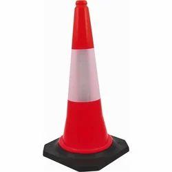 PVC Base Safety Cone