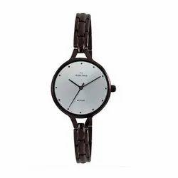 Women Analog Round Maxima Ladies Wrist Watch